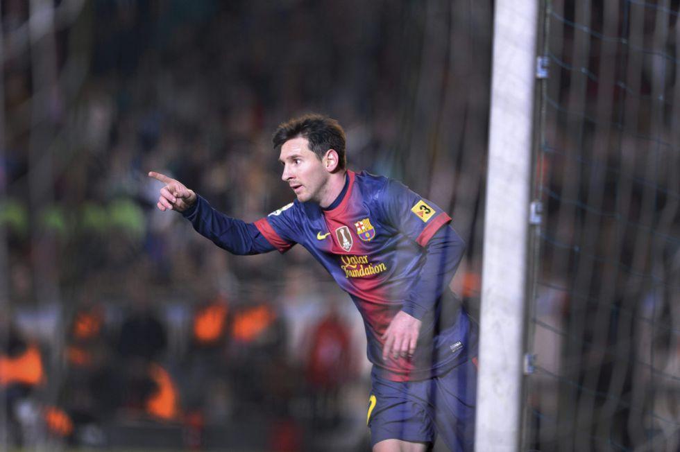 La FIFA no reconoce el récord de Chitalu... ni el de Leo Messi