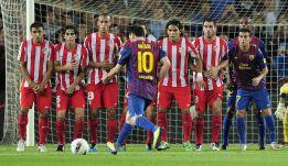 Atlético: rival contra el que más pierde Messi y al que más golea