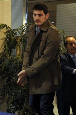 """Casillas: """"A los porteros se nos reconoce menos los méritos"""""""