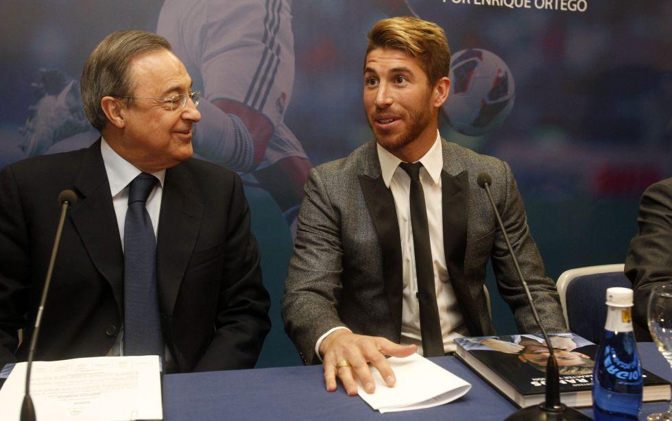 El Sevilla muestra documentos para desmentir a Sergio Ramos