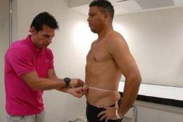 Ronaldo recupera la figura