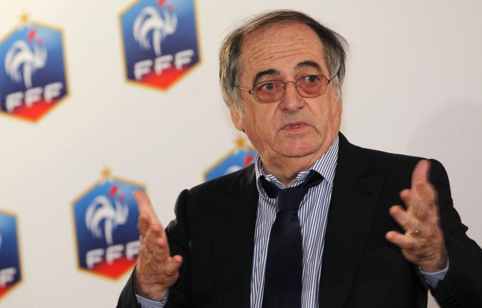Le Graët es reelegido en la Federación Francesa de Fútbol