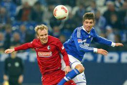 El Schalke, al borde de la crisis tras perder ante el Friburgo