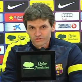 Barcelona coach Tito Vilanova suffers relapse of cancer