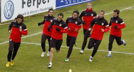 Con Falcao, Arda Turan y Diego Costa, al asalto del Camp Nou