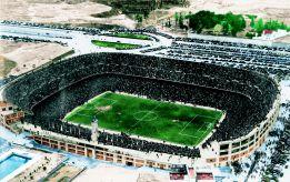 El Santiago Bernabéu cumple 65 años de vida sin jubilarse