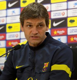 """Tito Vilanova: """"El Guinness sí reconoce el récord de Messi"""""""