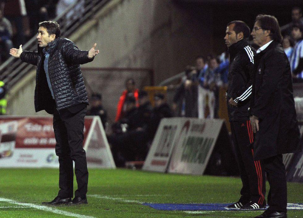 """Montanier: """"Un punto es bueno, pero espero más de mi equipo"""""""