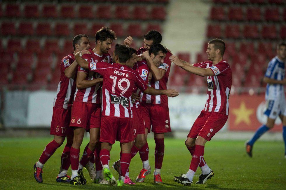 Girona y Villarreal buscan afianzarse en el 'playoff'