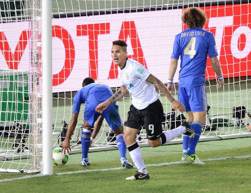 El Corinthians hurga en la herida del 'Spanish Chelsea' de Benítez