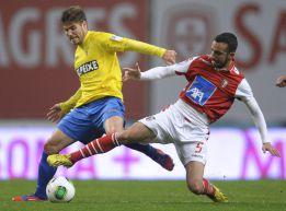 El Braga se asegura el tercer puesto tras ganar 3-0 al Estoril