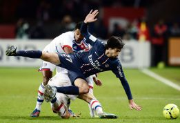 El París Saint Germain arrebata al Lyon el liderato de Francia