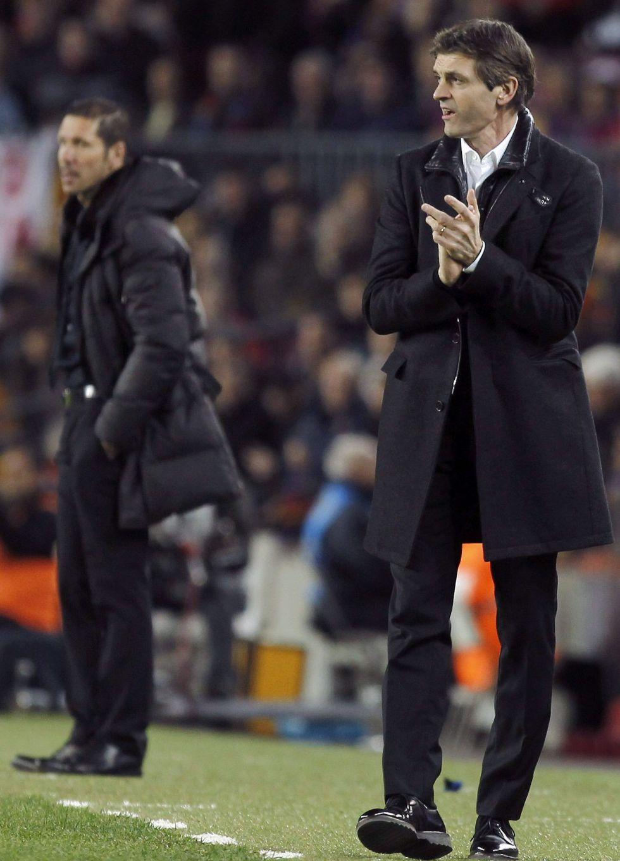 """Tito: """"Les dije a los jugadores que si perdían no pasaba nada"""""""