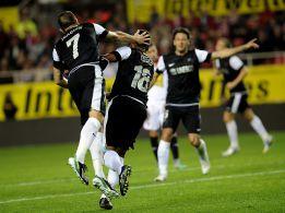 Un Málaga de Champions se asienta en la cuarta plaza