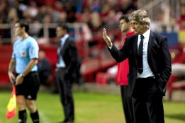 """Pellegrini: """"Una victoria importante en una cancha difícil"""""""