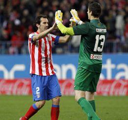 El Atlético de Madrid del Cholo suma 27 partidos sin encajar
