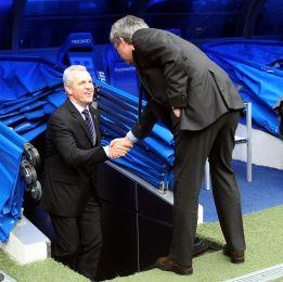 El reto de Aguirre: romper el maleficio del Santiago Bernabéu