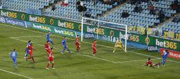 Lamsfús y el árbitro Teixeira le echan una mano al Getafe