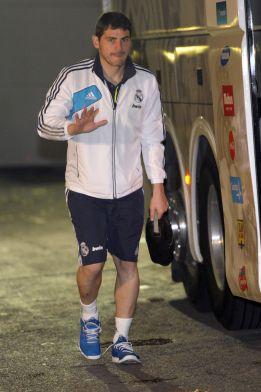 "Iker Casillas: ""Sí, sin ninguna duda apoyamos a Mourinho"""