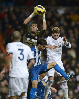 "Ramos: ""Ni hubo falta de actitud ni podemos tirar la temporada"""