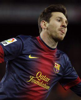 Messi lleva más goles que dieciséis equipos de Primera