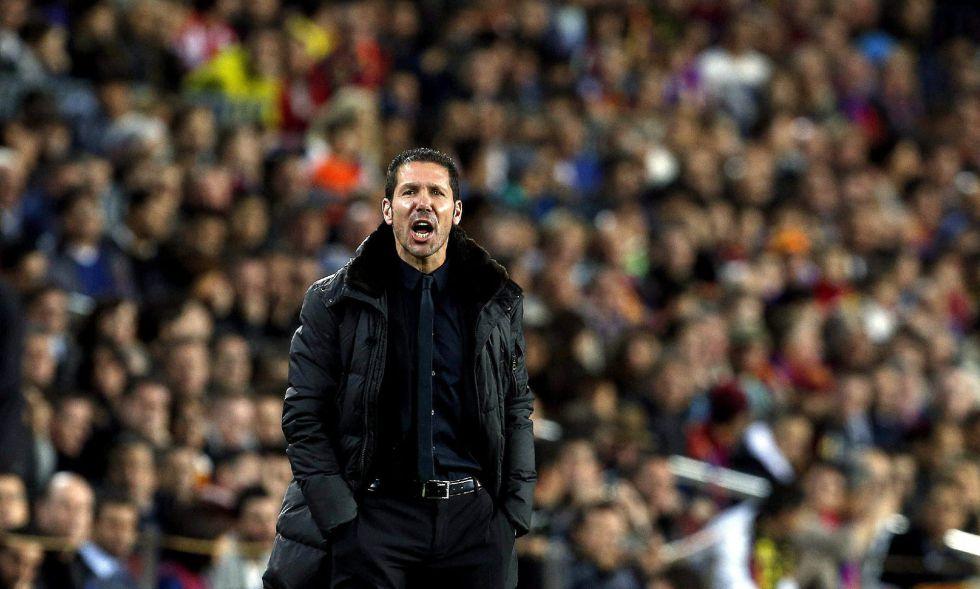 "Simeone: ""La Liga es aburrida"""