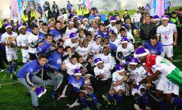Millonarios volvió a llevarse el título después de 24 años