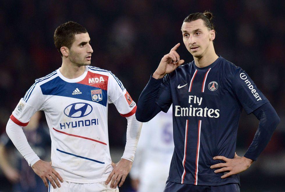 Ibrahimovic tendrá que explicar ante la liga su pisotón a Lovren