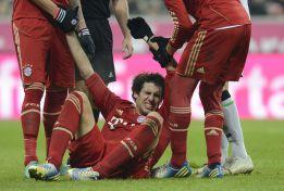 El Bayern confía en que vuelva Javi Martínez ante el Augsburgo