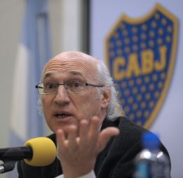 Carlos Bianchi vuelve al banquillo de Boca Juniors