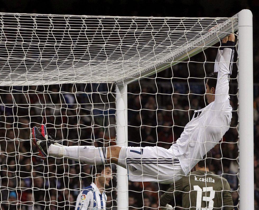 El Madrid se columpia