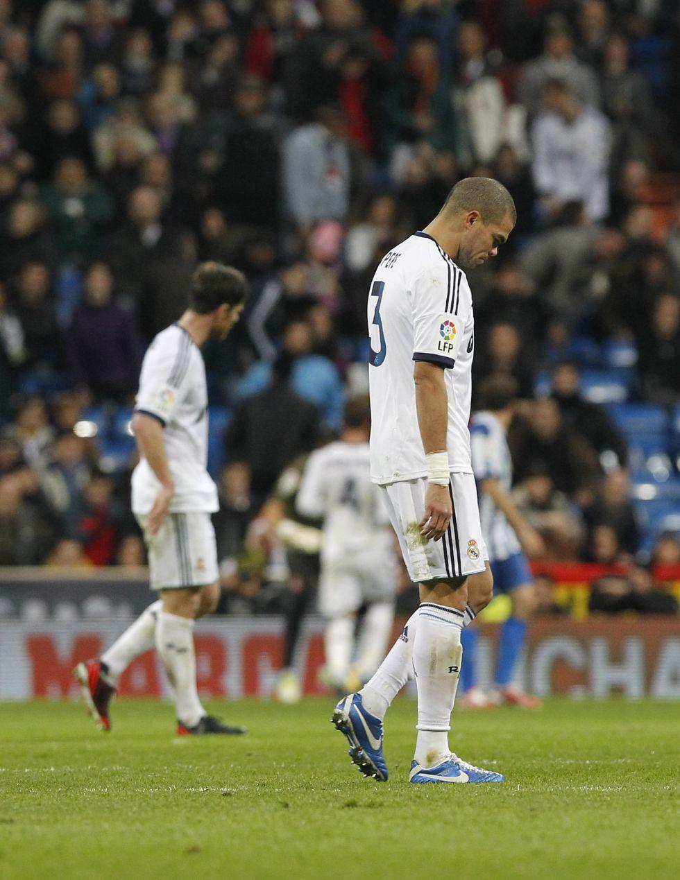 Es el peor Real Madrid de las últimas cinco temporadas