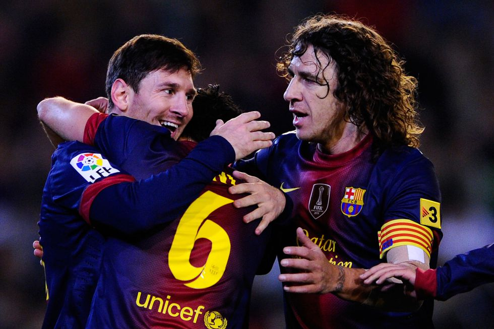 """Puyol: """"Si hay un equipo que no baja los brazos es el Madrid"""""""