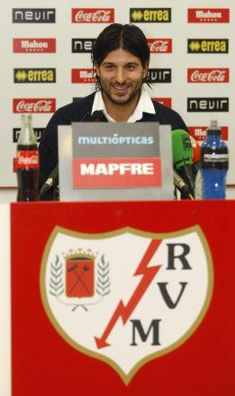 """""""Tuve confianza en el penalti; el gesto de Piti fue muy bonito"""""""