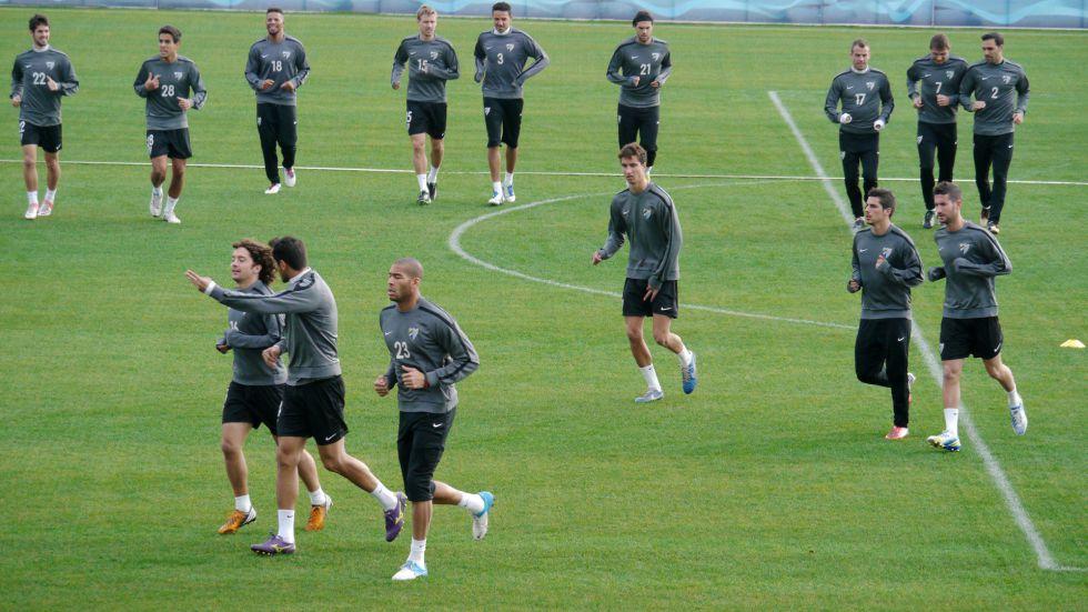 Pellegrini reserva a Joaquín, Isco y Eliseu para el Madrid