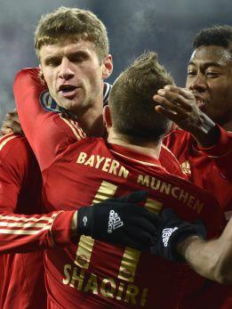 El Bayern pasa a cuartos de la Copa y el Schalke cae eliminado