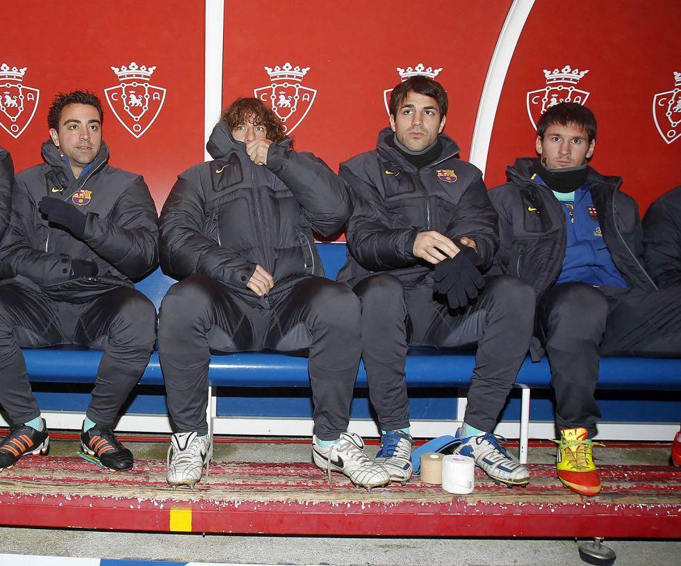 El Barça renueva a Messi hasta 2018 y a Xavi y Puyol hasta 2016