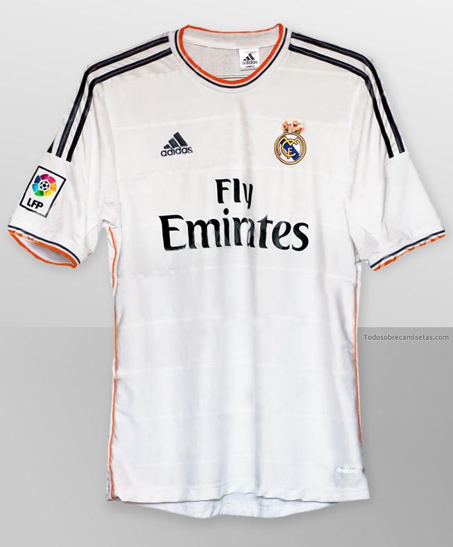 ¿Será esta la camiseta del Real Madrid de la temporada 2013-14?