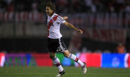 Ponzio, el mejor futbolista del River Plate según la afición