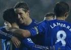 El Chelsea goleó al Leeds con goles de Mata y Torres