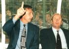 Cruyff ya dejó el banquillo por enfermedad y volvió en 1991