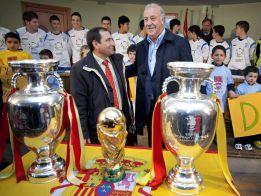 España sigue número uno y Colombia entra en el ''top cinco''