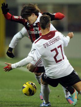Bojan, de nuevo contra el Barça