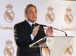 """Florentino: """"Al Madrid llegas con una cara; luego se te pone otra"""""""