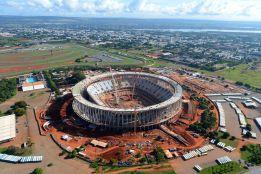 La FIFA alaba las tareas organizativas de Brasil 2014