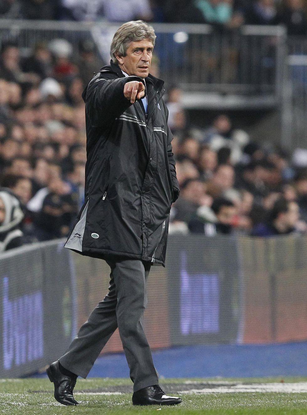 "Manuel Pellegrini: ""Yo no voy a ser el juez de Mourinho"""