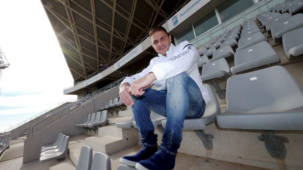 Joaquín prolonga su contrato con el Málaga hasta 2014