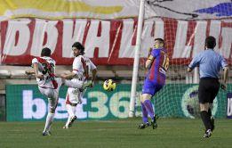 Dos golazos de Nacho y Piti fulminaron al Levante