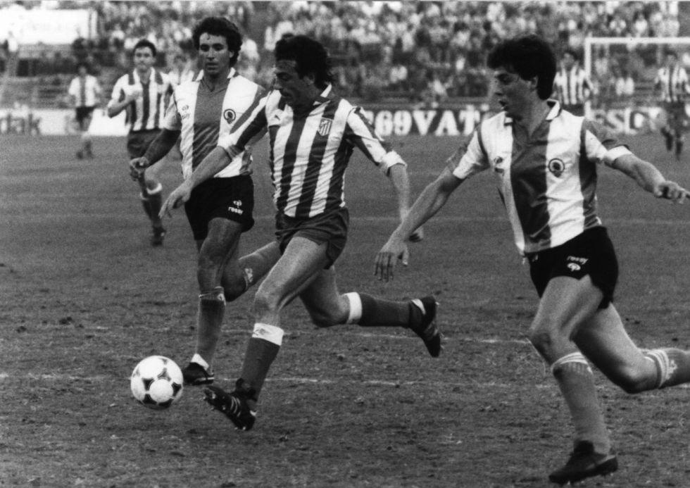 El Atlético ha jugado 18 veces un partido oficial en viernes