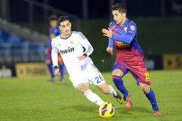 La zurda de Albacar hunde al Castilla en el minuto 94